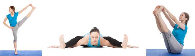 Yoga Chikitsa: Utthita Hasta Padangusthasana (Extended Hand-To-Big-Toe Pose), Kurmasana (Tortoise Pose), Ubhaya Padangushthasana (Both Big Toe Posture)