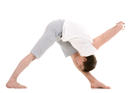 Parsvottanasana (Intense Side Stretch)
