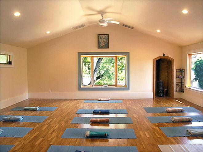 Iyengar Yoga Napa Valley Studio, St Helena, CA
