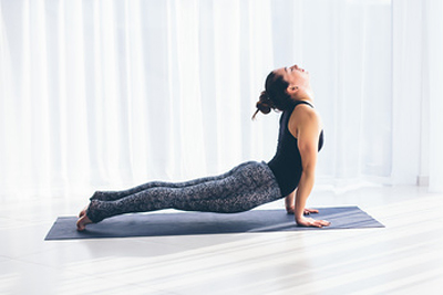 Urdhva Mukha Svanasana (Upward-facing Dog)