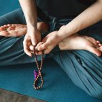 A Few Words About Padmasana or Look After Your Knees