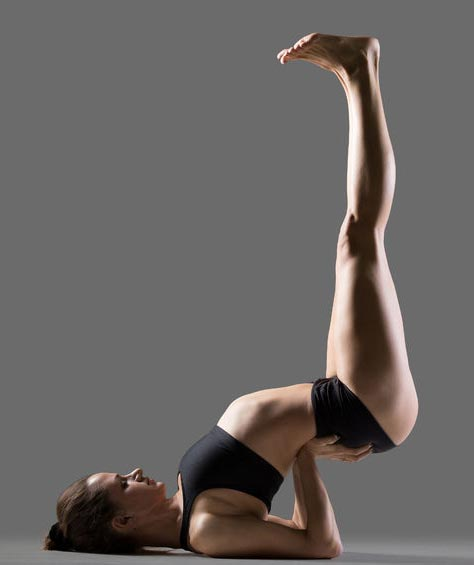 Viparita Karani (Upside-Down Pose)