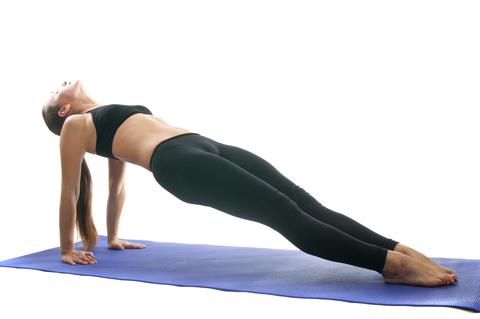 Purvottanasana (Upward Plank Pose)